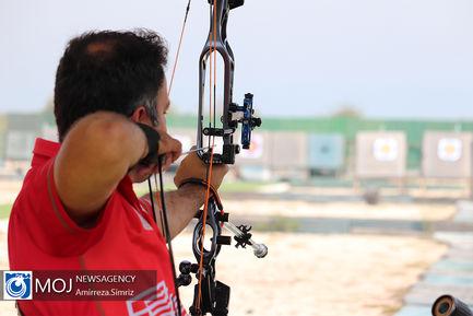 اردوی تیم ملی دو و میدانی جانبازان و معلولین در جزیره کیش