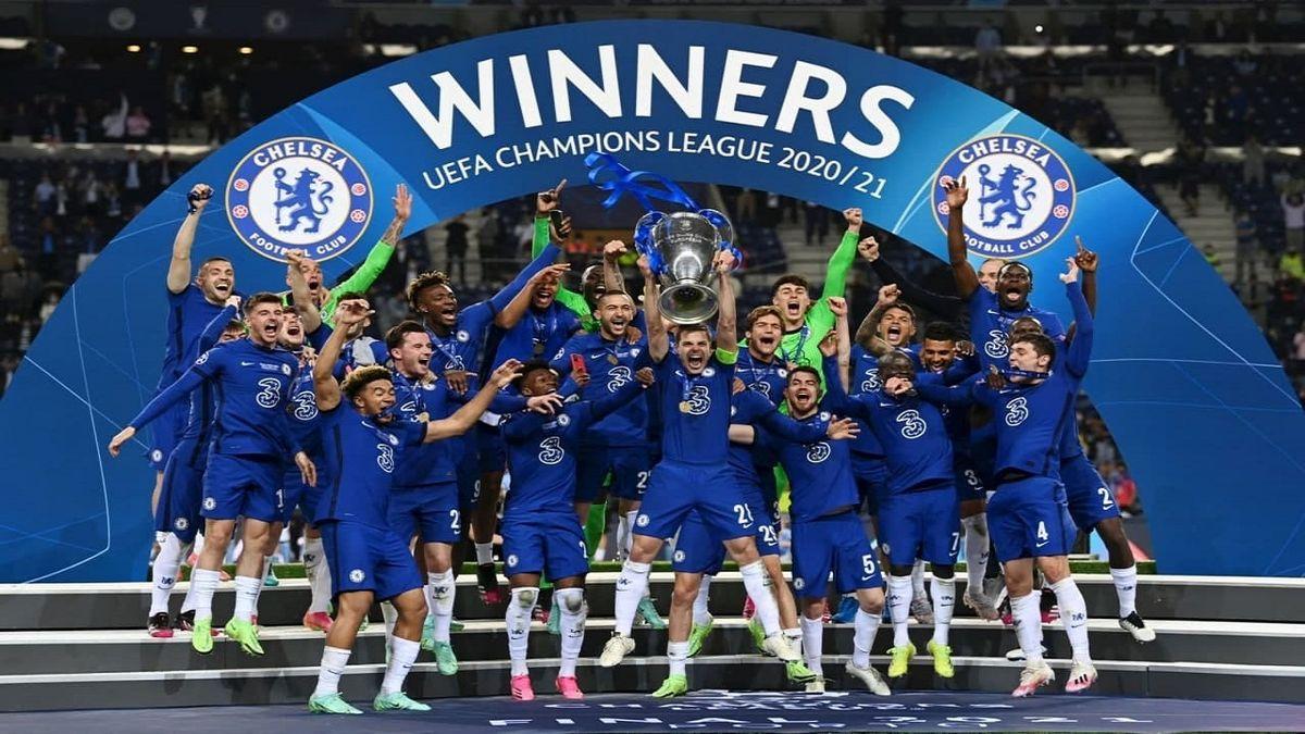 نتیجه بازی منچسترسیتی و چلسی/ چلسی فاتح لیگ قهرمانان اروپا شد
