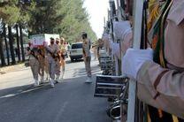 پیکر مطهر مرزبان شهید هرمزگانی امروز در بندرعباس تشییع می شود