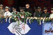 نیروهای نظامی ایران چشم تروریست را در منطقه کور کرده اند