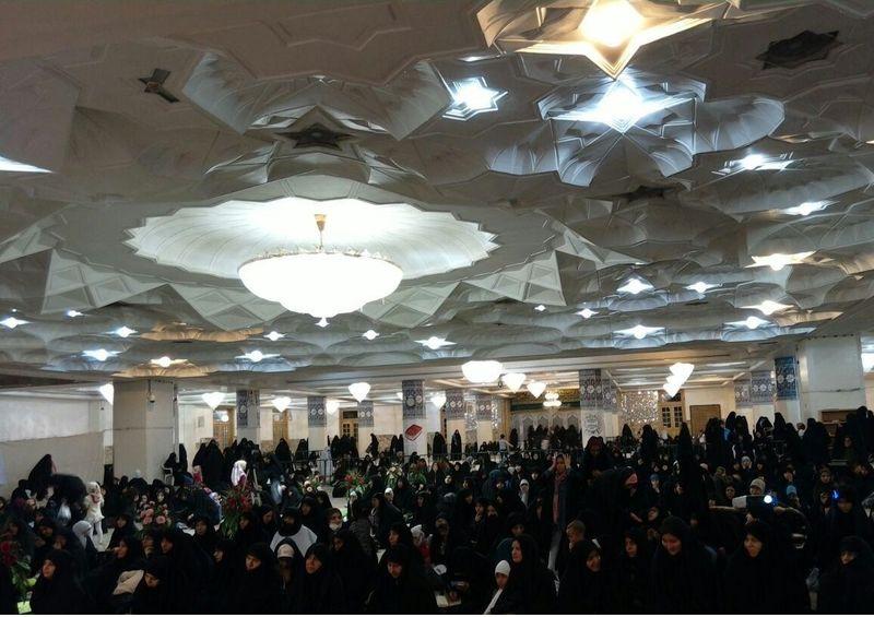 اعلام کلاسهای معارفی شبستان نجمه خاتون (س) درترم جدید