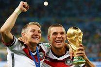 اتحادیه فوتبال آلمان برای تجلیل از پودولسکی و شوایناشتایگر برنامه ویژه دارد