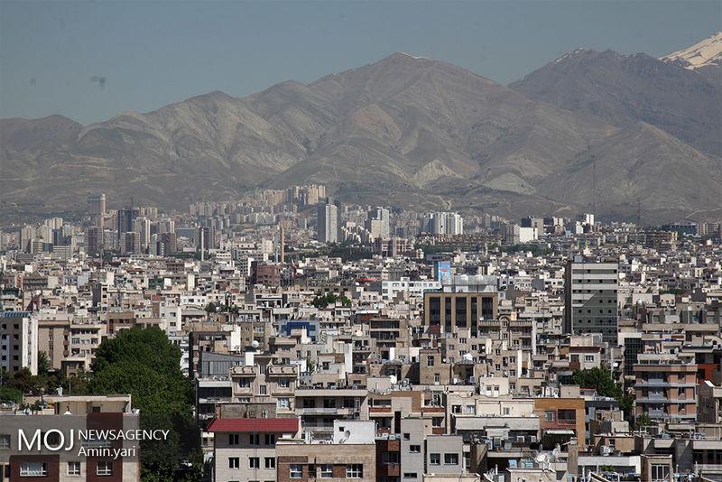 کیفیت هوای تهران در 25 اردیبهشت 98 سالم است
