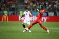 نتیجه بازی کاستاریکا و سوئیس در جام جهانی/تساوی در دقایق پایانی