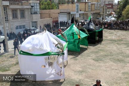 عزاداری عاشورای حسینی در کرمانشاه