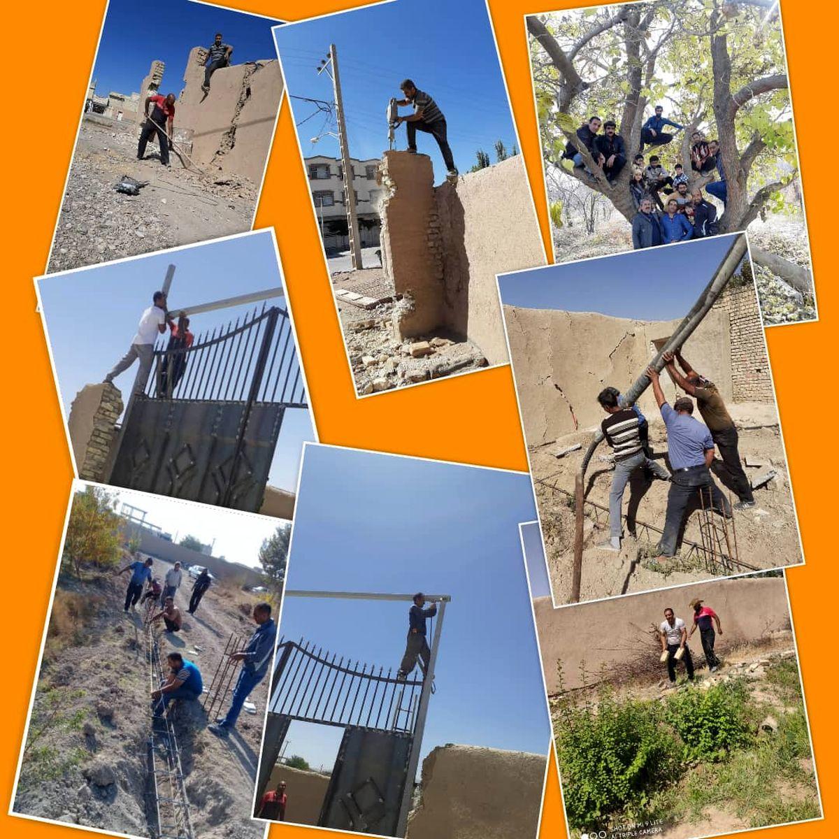تشکیل کارگروهی در خصوص وقفی بودن منطقه هرستان در خمینی شهر