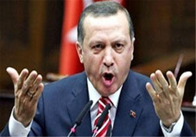 اردوغان: حالم خوبه