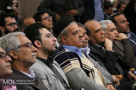 تکریم و معارفه استاندار اصفهان
