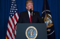 ترامپ: ایالت متحده آمریکا از برجام خارج خواهد شد/بالاترین تحریم های اقتصادی را اعمال خواهیم کرد