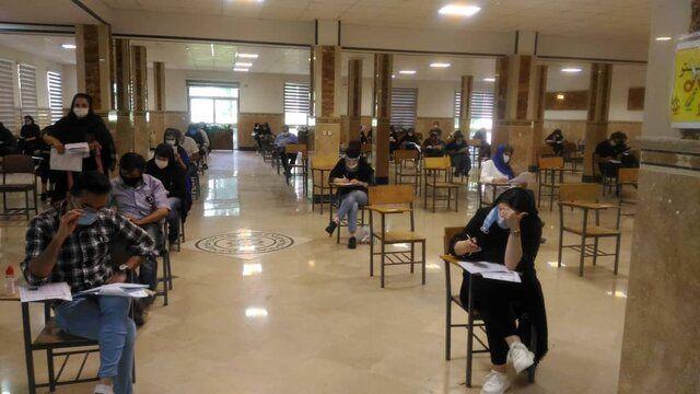 آزمون گردشگری با حضور داوطلبان برگزار شد
