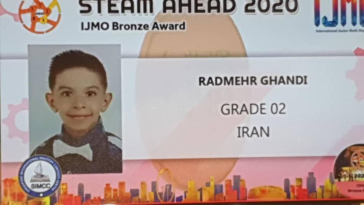 نتایج درخشان دانش آموزان ایرانی در المپیاد بین المللی ریاضی نوجوانان(IJMO)
