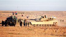 پیشروی نیروهای عراقی به سمت دومین هدف استراتژیک در غرب موصل/آزادسازی مناطق جدید