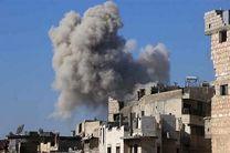 حمله جنگندههای رژیم صهیونیستی به جنوب نوار غزه