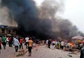 11 تن در حمله انتحاری در شمال شرق نیجریه کشته شدند