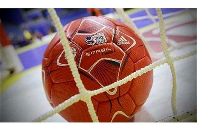 تیم ملی هندبال ایران مقابل هنگ کنگ به پیروزی رسید