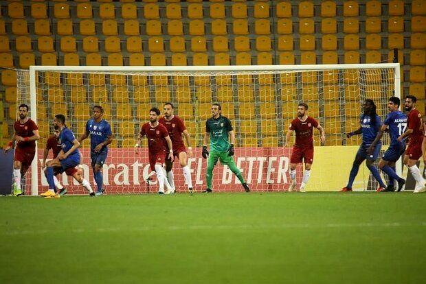 نتیجه بازی الهلال عربستان و شهر خودرو/ شکست شهرخودرو در اولین بازی لیگ قهرمانان