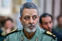 سرلشکر موسوی روز ارتش را تبریک گفت