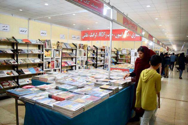 650 میلیون تومان یارانه برای خرید کتاب در نمایشگاه کتاب پرداخت شد