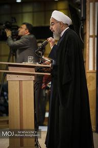 ثبت نام حسن روحانی در انتخابات ریاست جمهوری