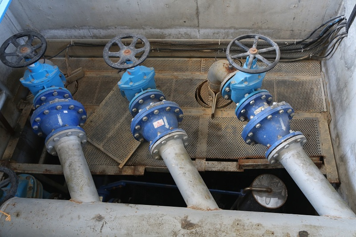 شناسایی 10 فقره انشعاب آب غیر مجاز در قجاورستان
