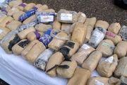 کشف و ضبط ۱۷ کیلوگرم انواع موادمخدر در ساری