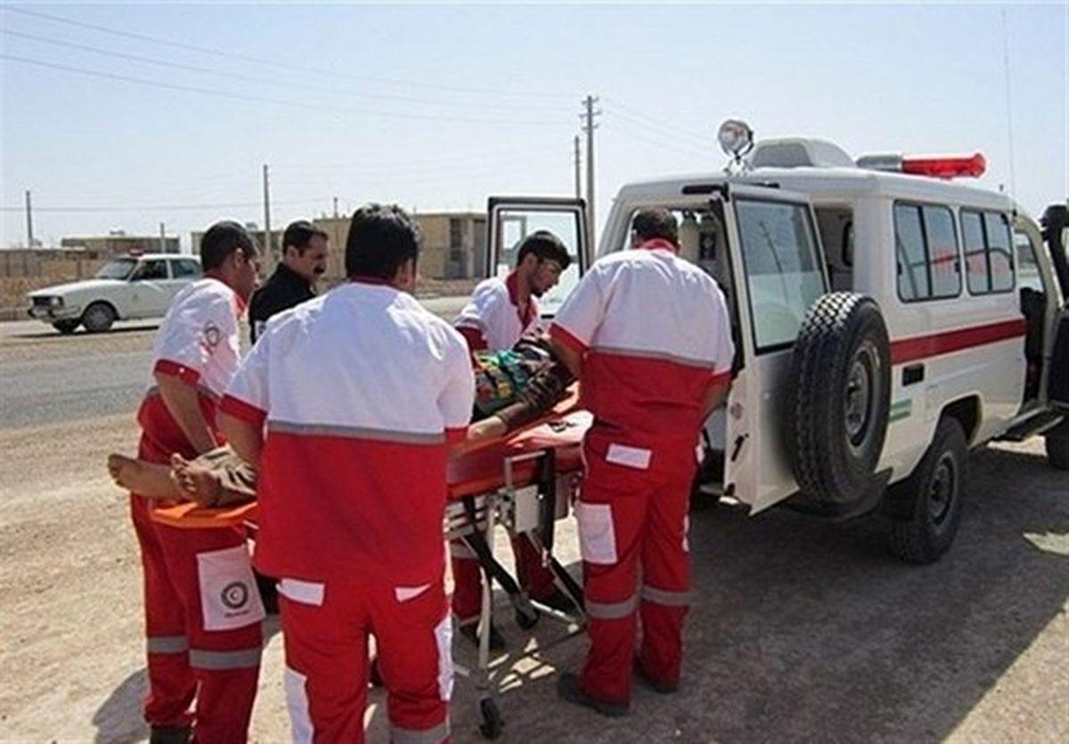امداد رسانی هلال احمر هرمزگان به 101حادثه دیده