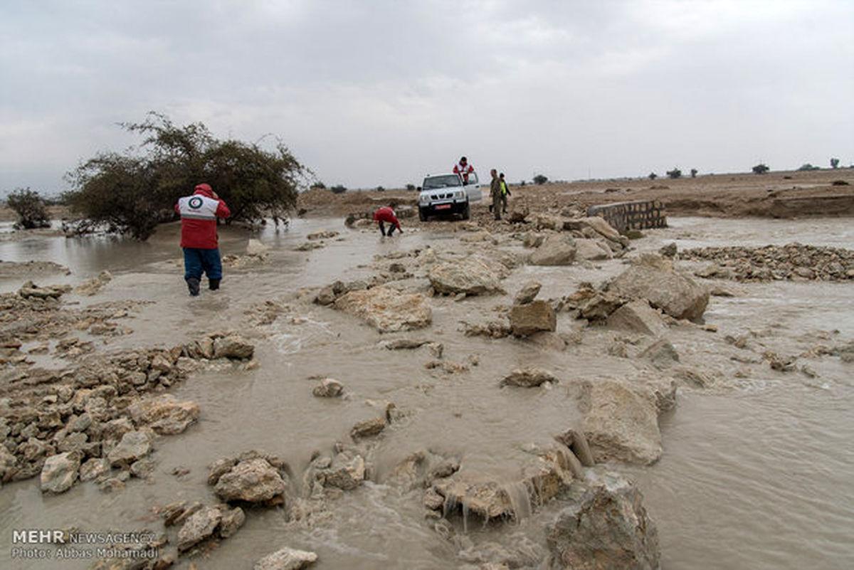 امداد رسانی به ۱۴۵ فرد گرفتار در سیل خراسان رضوی طی ۲۴ ساعت گذشته
