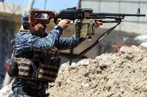 تسلط ارتش عراق بر مسجد جامع «النوری» در بخش قدیمی موصل