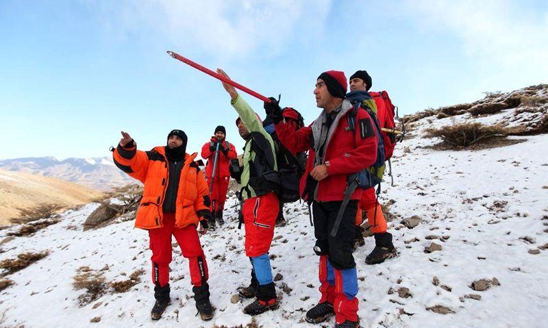 اعزام 40 نفر از نیروهای امداد و نجات به ارتفاعات