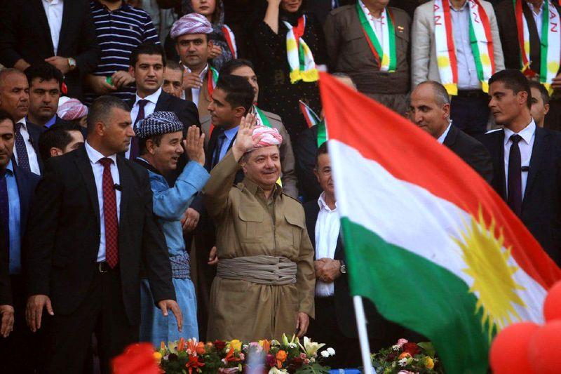 اقلیم کردستان نتایج همه پرسی را تعلیق کرد