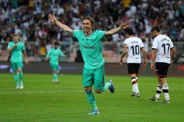 نتیجه بازی رئال مادرید و والنسیا/ صعود رئال مادرید به فینال سوپرجام اسپانیا
