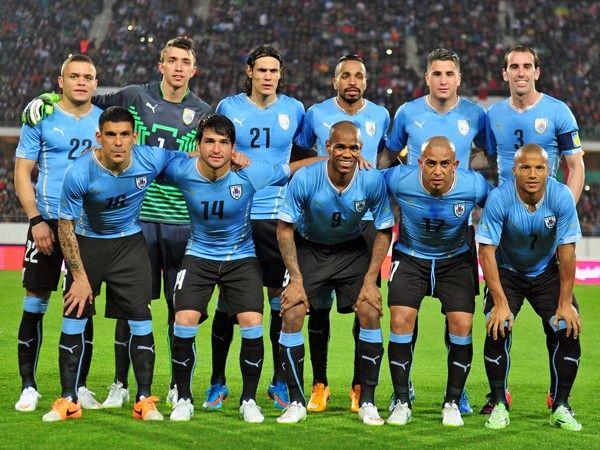 ترکیب اصلی اروگوئه مقابل مصر اعلام شد