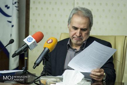 نشست خبری هوشنگ فلاحتیان معاون وزیر نیرو