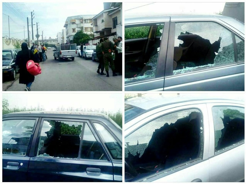 عامل وقوع انفجار در آمل دستگیر شد