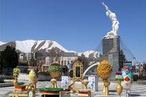 شهر سنندج به استقبال بهار 1400 می رود