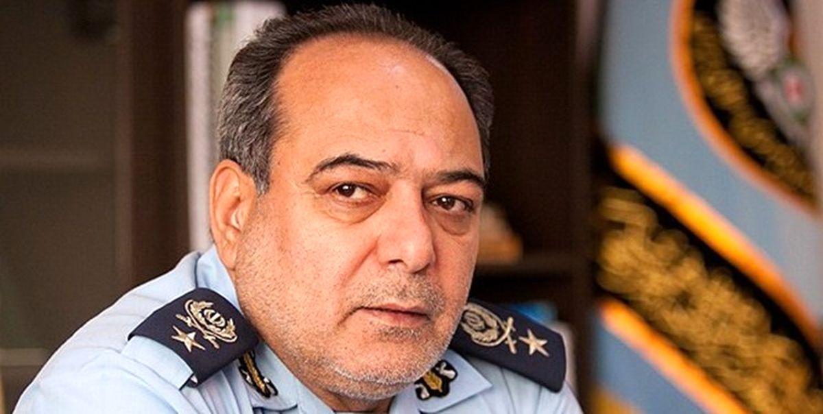 پیام رئیس سازمان هواپیمایی کشوری به مناسبت فرارسیدن روز ارتش