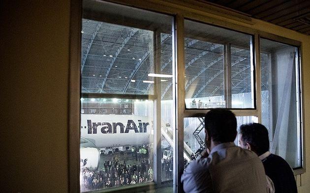 شرفبافی سرپرست ایران ایر شد