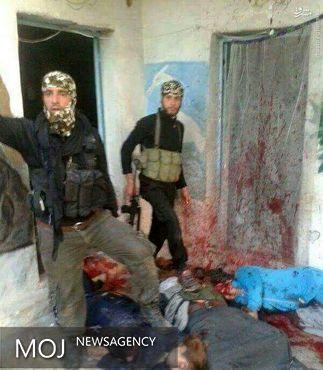ستاد حقوق بشر کشتار غیرنظامیان سوری را محکوم کرد