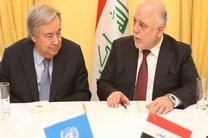 گوترش: عراق در آخرین مراحل نبرد علیه تروریسم قرار دارد