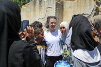 تلاش بازیگران «بازی تاج و تخت» برای نجات پناهندهها