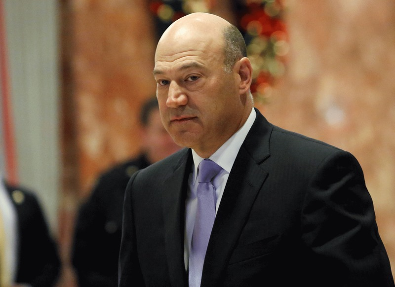 مشاور ارشد اقتصادی ترامپ از مقام خود استعفا داد