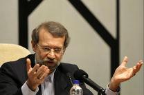 لاریجانی: دیوان محاسبات مجلس را در جریان قرار دهد