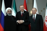 برگزاری نشست روسیه ، ترکیه و ایران در قزاقستان