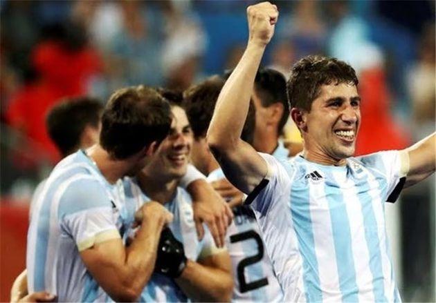 آرژانتین قهرمان رقابتهای هاکی المپیک شد