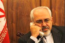 ظریف با دبیرکل سازمان ملل تلفنی گفتگو کرد