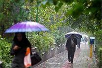 بارشهای کرمانشاه تا اواخر هفته ادامه دارد