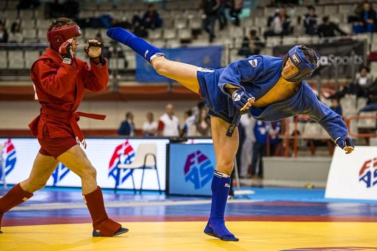راهیابی نماینده سامبو ایران به فینال قهرمانی آسیا