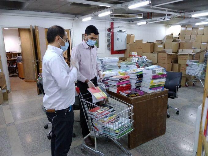 حضور خانه کتاب ایران در نمایشگاه مجازی کتاب پکن