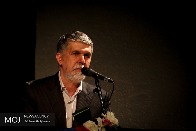 وزیر فرهنگ و ارشاد اسلامی از نمایشگاه کتاب تهران بازدید کرد