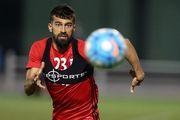 رامین رضاییان قرارداد خود را با باشگاه الشحانیه تمدید کرد